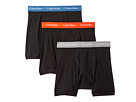 Calvin Klein Underwear Cotton Classic Boxer Brief 3-Pack NU3019