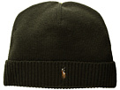 Polo Ralph Lauren Classic Lux Merino Cuff Hat