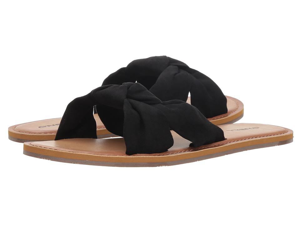 O'Neill Berkeley (Black) Sandals
