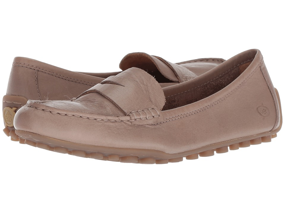 Born Malena (Taupe Full Grain Leather) Flats