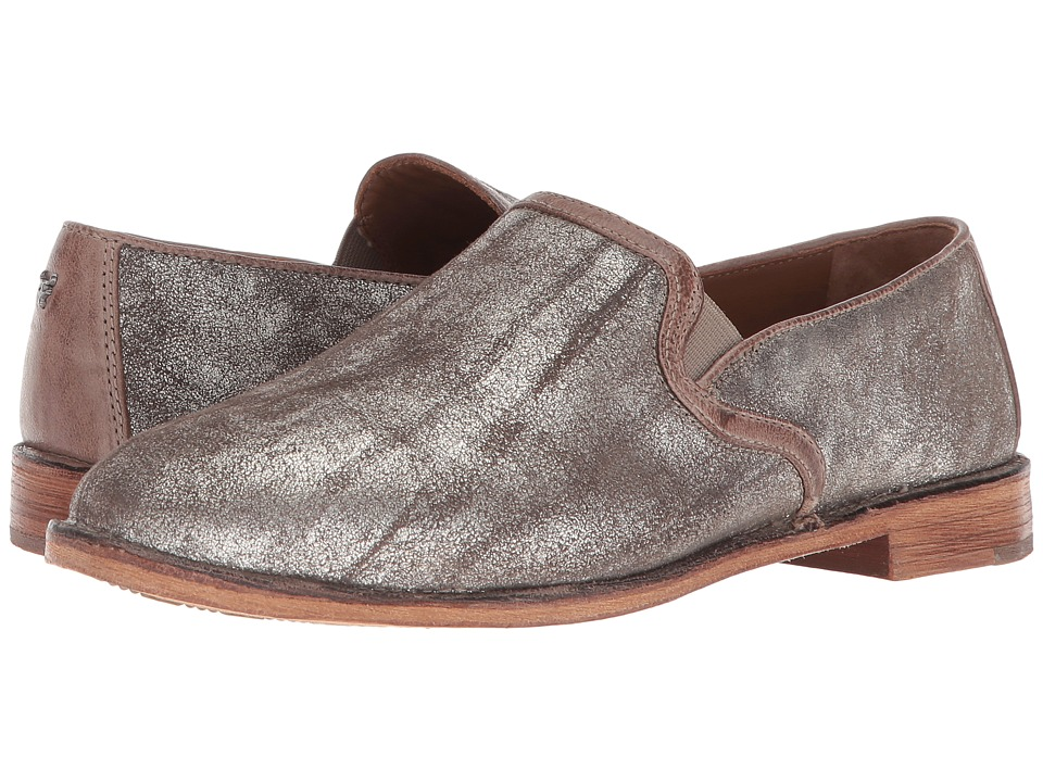 Trask Ali (Pewter Metallic Sheepskin) Women's Shoes
