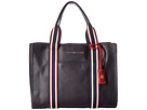 Tommy Hilfiger Eliza Coated Canvas Tote