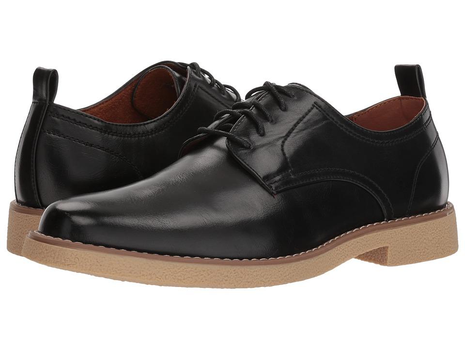 Deer Stags Highland (Black Simulated Leather) Men