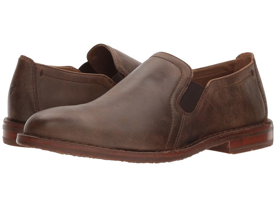 Trask - Blaine (Brown American Steer) Mens Shoes
