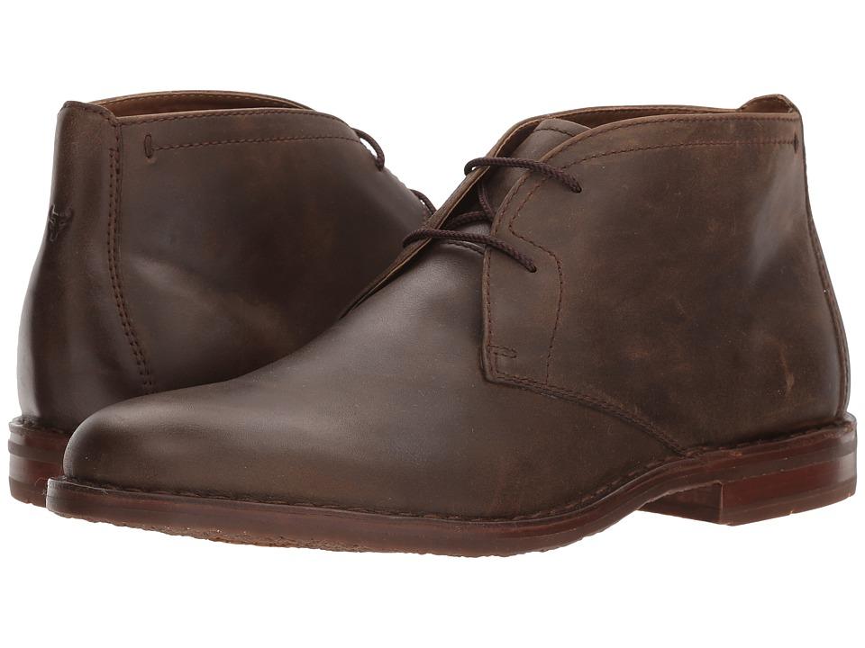 Trask - Brady (Brown American Steer) Mens Shoes