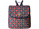 Tommy Hilfiger Terry Logo Backpack