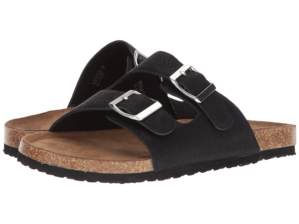 Report - Blaise (Black) Womens Shoes