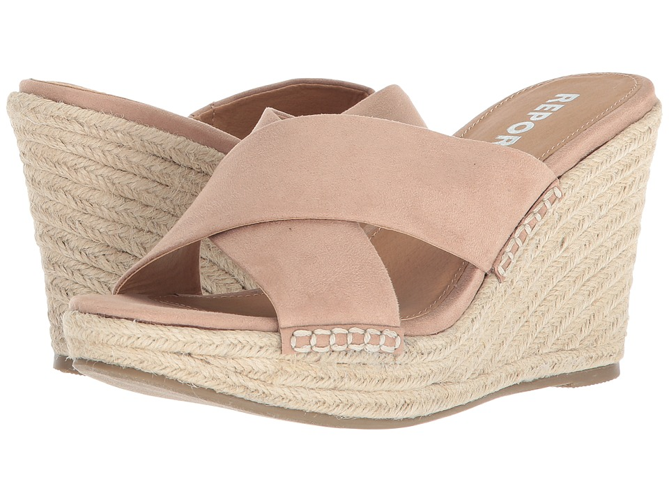 Report - Delmar (Taupe) Womens Shoes