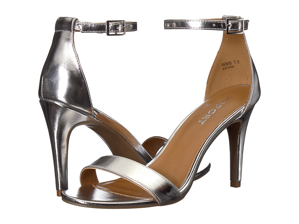 Report - Astara (Silver) Womens Shoes