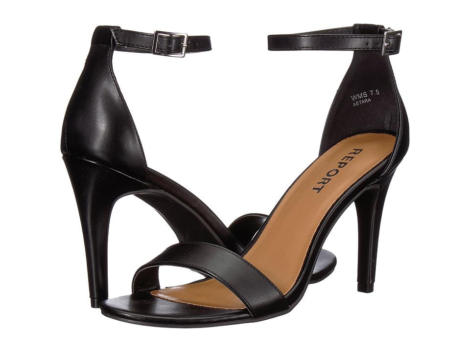 Report Astara (Black) Women's Shoes