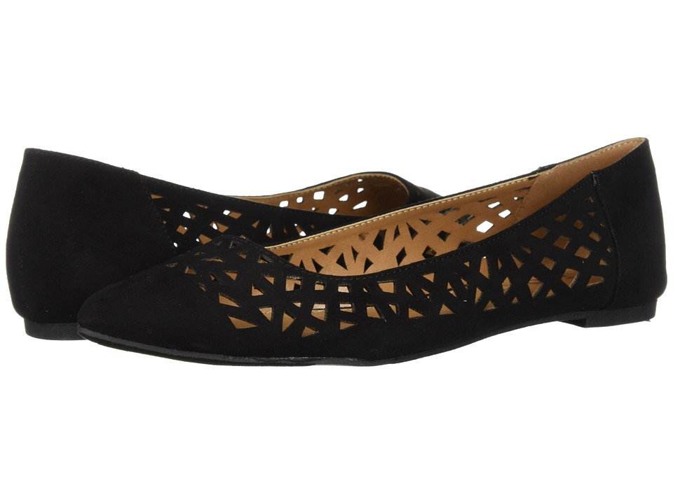 Report - Bradyn (Black) Womens Shoes