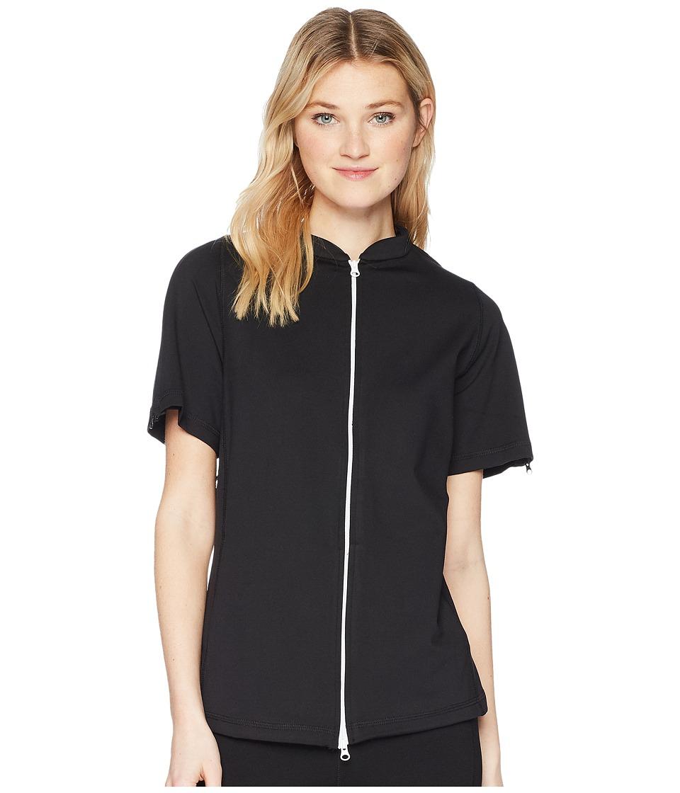 Reboundwear - Lindsey Top (Black) Womens Clothing