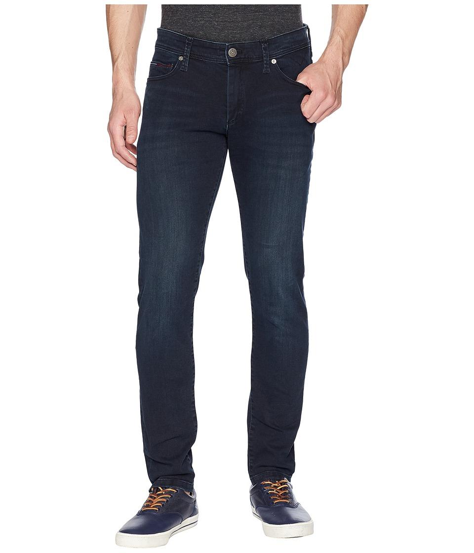 Tommy Jeans Simon Skinny Jeans (Cobble Black Comfort) Men's Jeans