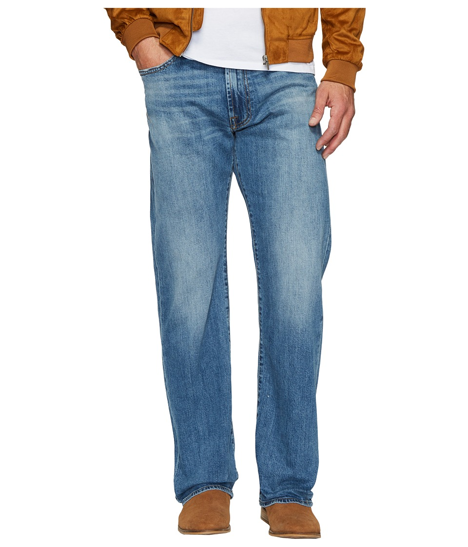 Lucky Brand 181 Relaxed Straight Leg Jeans in Rio Lucio (...