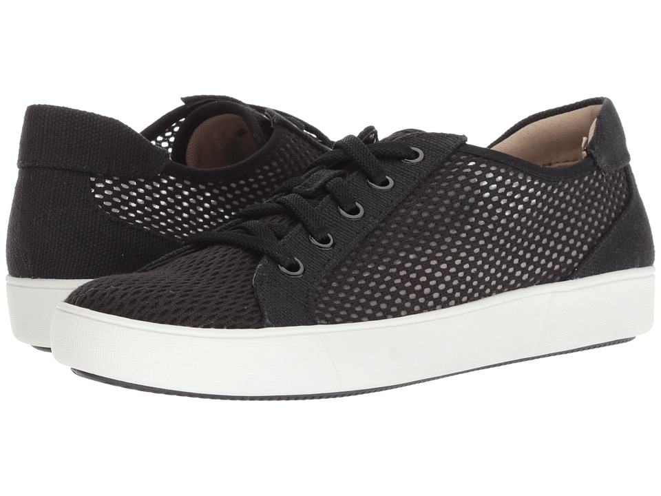 Naturalizer Morrison 3 (Black Mesh/Canvas)