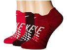 Nike Everyday Max Cushion No Show 2-Print Graphic Socks