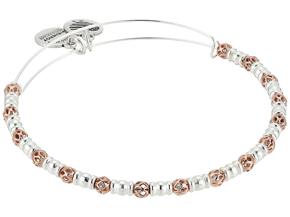 Alex and Ani - Orbit Bangle (Two-Tone) Bracelet