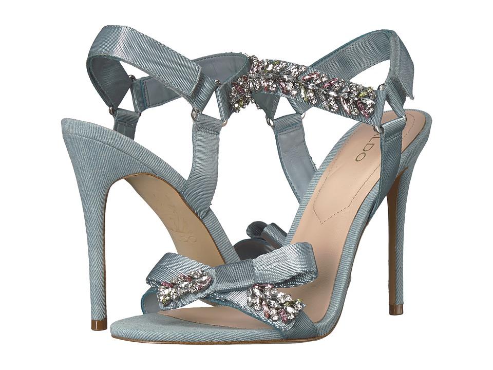 ALDO - Carlah (Denim) Women's Dress Sandals