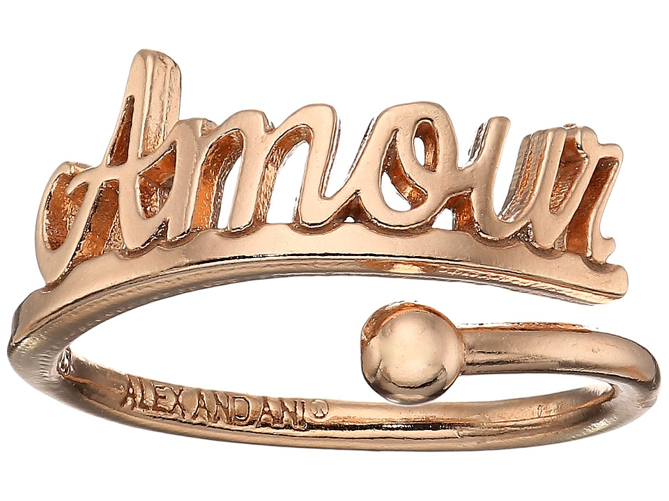 Alex and Ani - Amour Ring Wrap