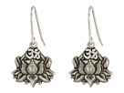 Alex and Ani Alex and Ani Lotus Peace Petals Hook Earrings