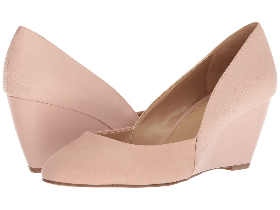 Tahari - Palace (Blush Iquana/Nubuck) Womens Shoes