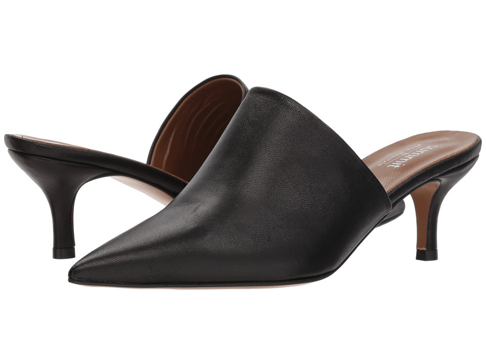 Summit by White Mountain Piper (Black Leather) Women