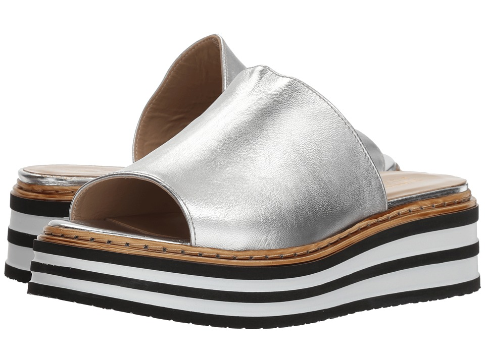 Summit by White Mountain Livvy (Silver) Women