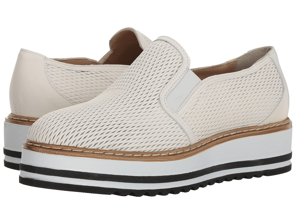 Summit by White Mountain - Belton (White Textured) Womens Shoes