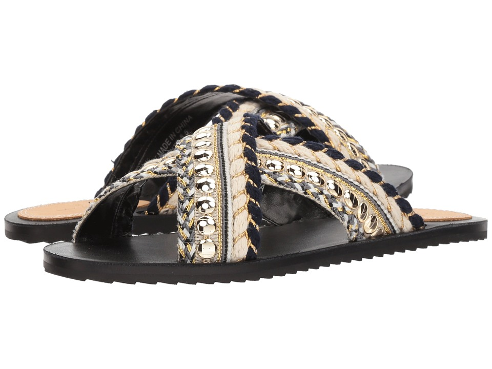 Bill Blass - Jaden (Black) Womens Slide Shoes