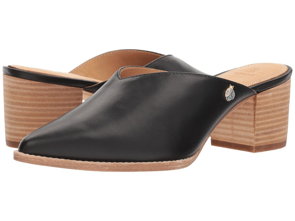 Bill Blass - Taj (Black) Womens Clog/Mule Shoes