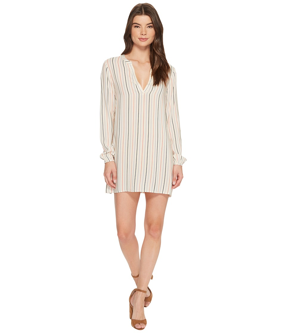 Tavik Arlo Long Sleeve Mini Dress (Horizon Stripe Infinit...