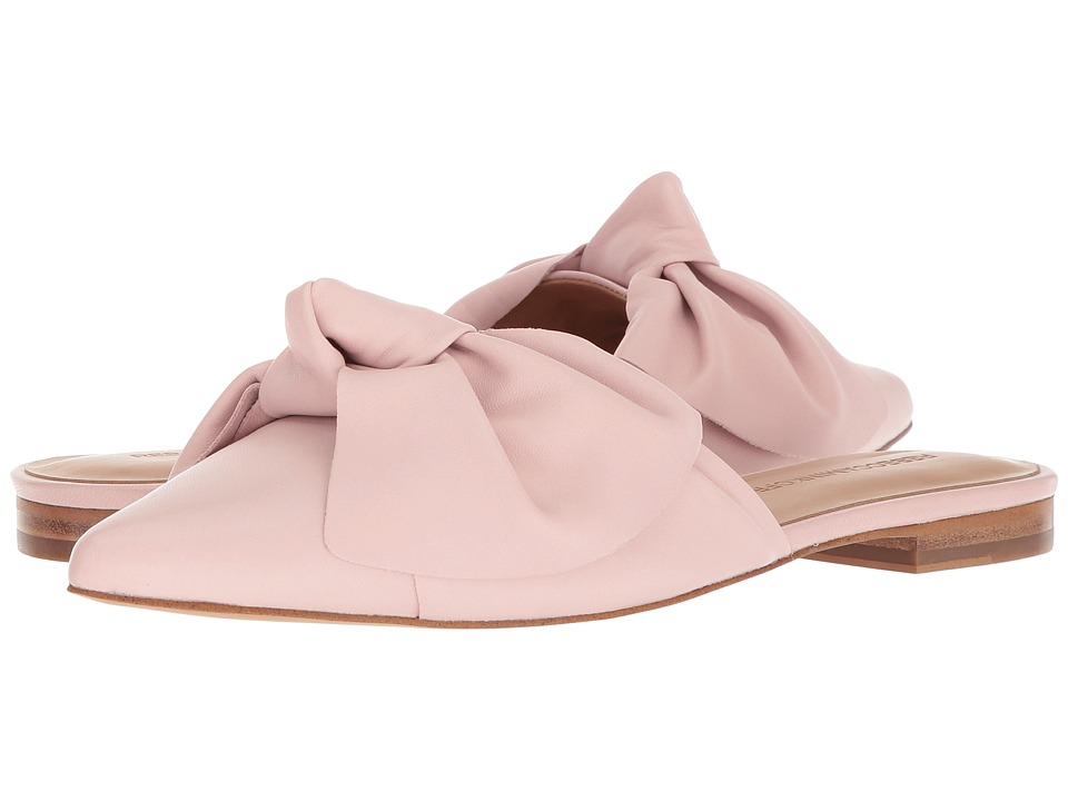 Rebecca Minkoff - Alexis (Millennial Pink Lamba) Womens Slippers