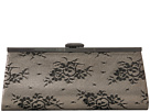 Jessica McClintock Sloan Sparkle Lace Framed Clutch
