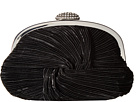 Jessica McClintock Carly Satin Rouched Clutch Pouch
