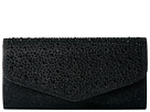 Jessica McClintock Harley Lurex Stones Elongated Clutch