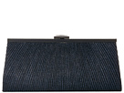 Jessica McClintock Sloan Lurex Pleated Framed Clutch