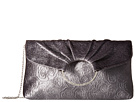 Jessica McClintock Meadow Burnout Velvet Large Envelope Clutch
