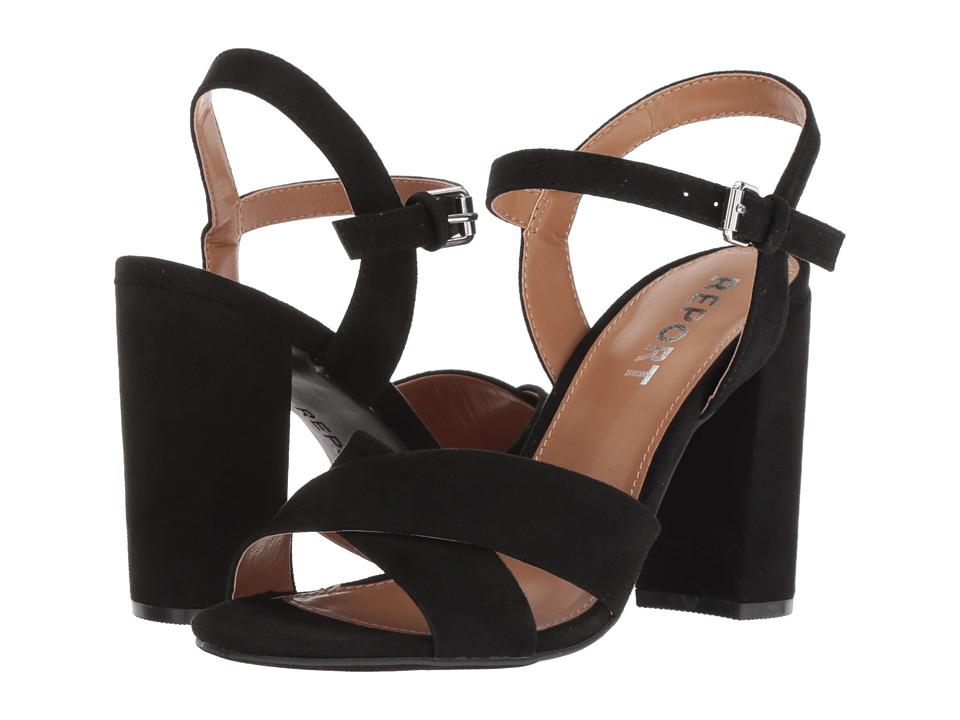 Report Warrick (Black) Women's Shoes