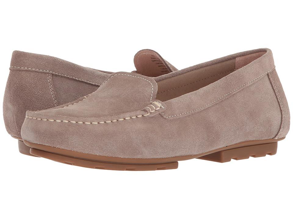 Blondo Dale Waterproof Loafer (Mushroom Suede) Women's Shoes
