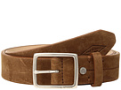 rag & bone Suede Rugged Nickel Belt