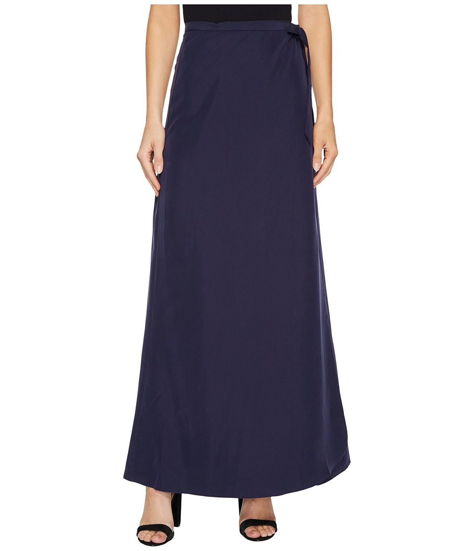 Tavik - Lasting Impressions Maxi Skirt (Evening Blue) Womens Skirt