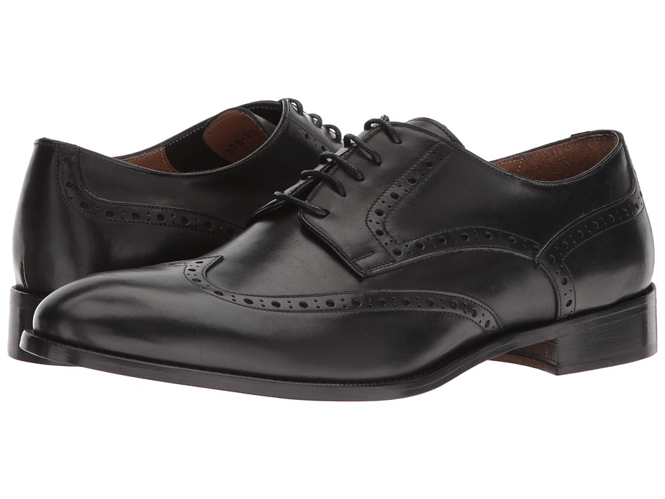 Gordon Rush - Jackson (Black) Mens Shoes