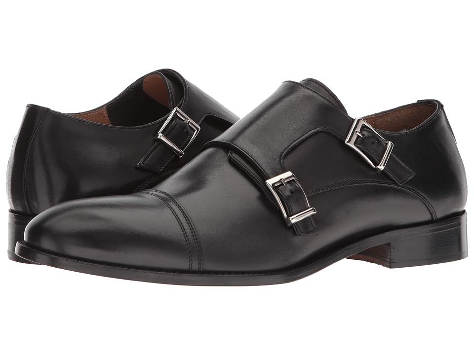 Gordon Rush - Williamson (Black) Mens Shoes