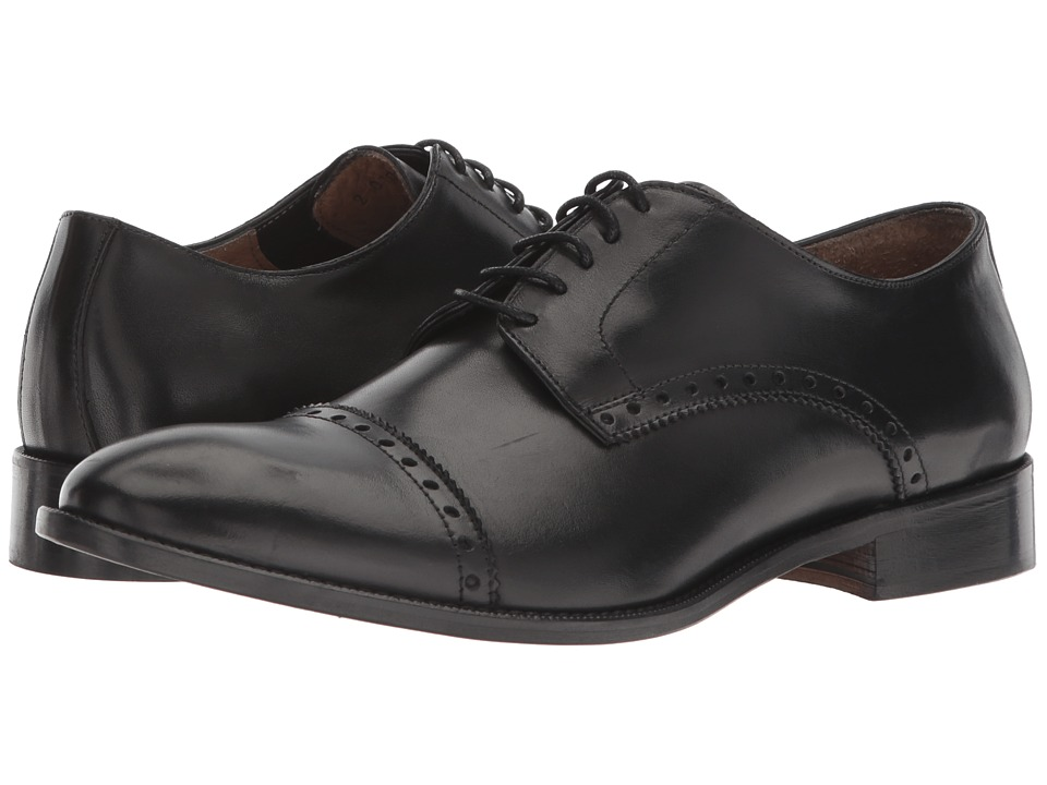 Gordon Rush - Benjamin (Black) Mens Shoes