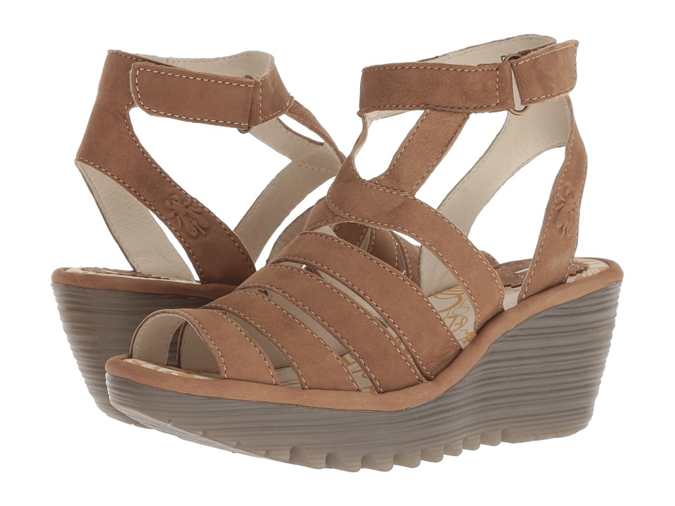 FLY LONDON YEBA895FLY (Sand Cupido) Women's Shoes