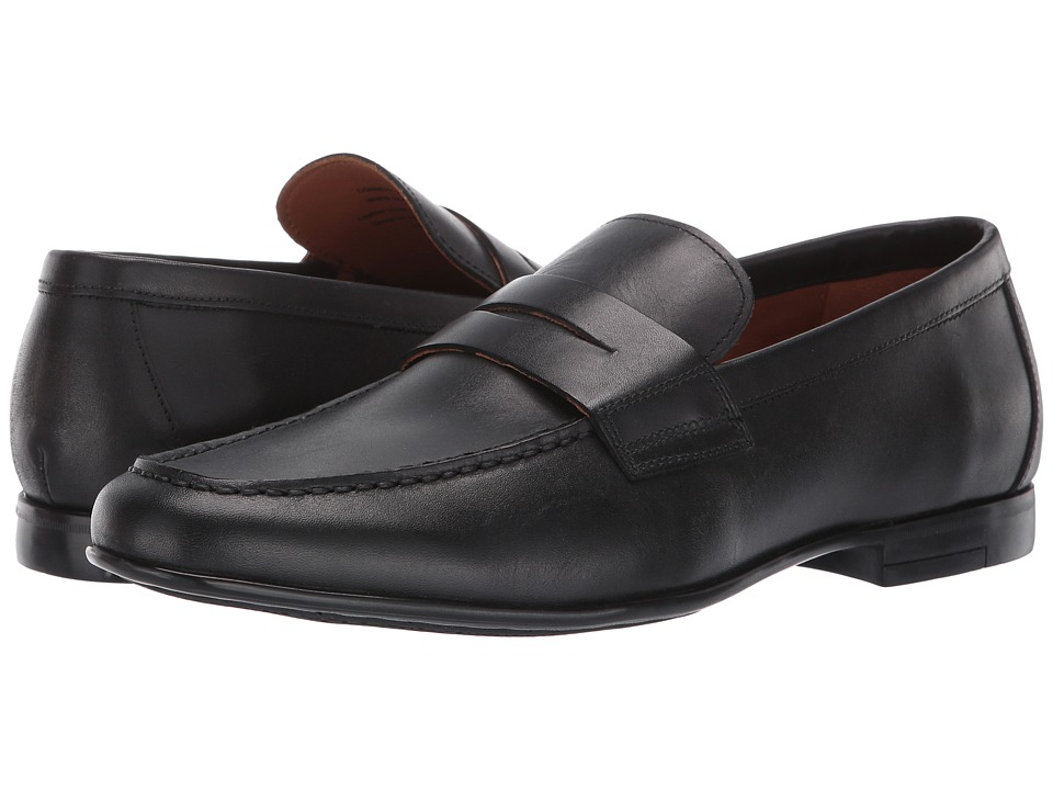 Gordon Rush - Connery (Black) Mens Shoes