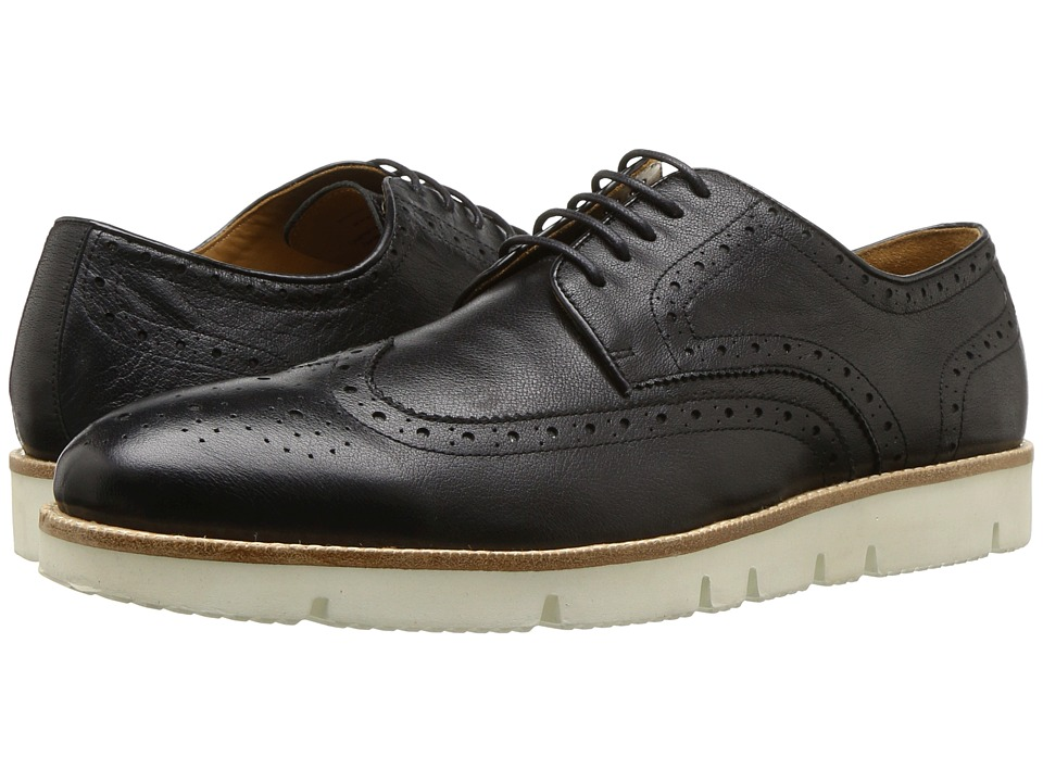Gordon Rush - Barrington (Black) Mens Shoes
