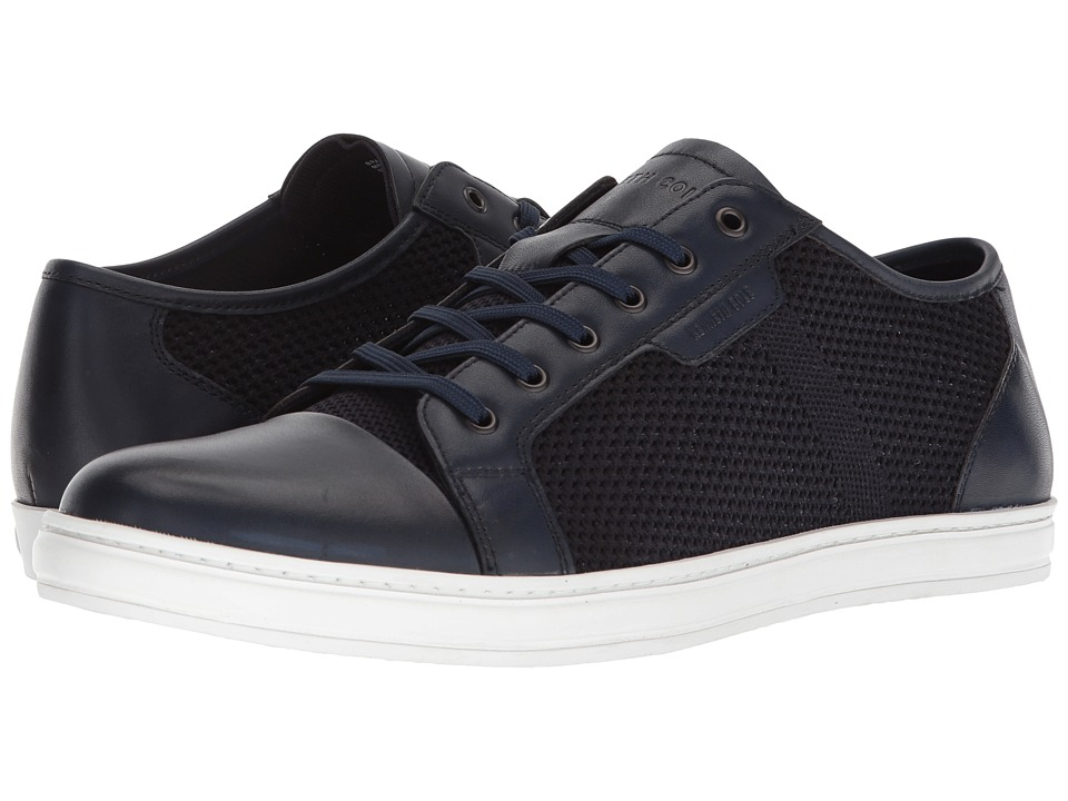 Kenneth Cole New York - Brand Sneaker B (Navy) Mens Lace up casual Shoes