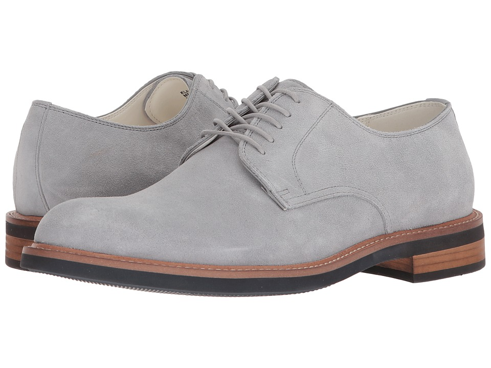 Kenneth Cole Reaction - Klay Oxford (Light Grey) Mens Lace up casual Shoes