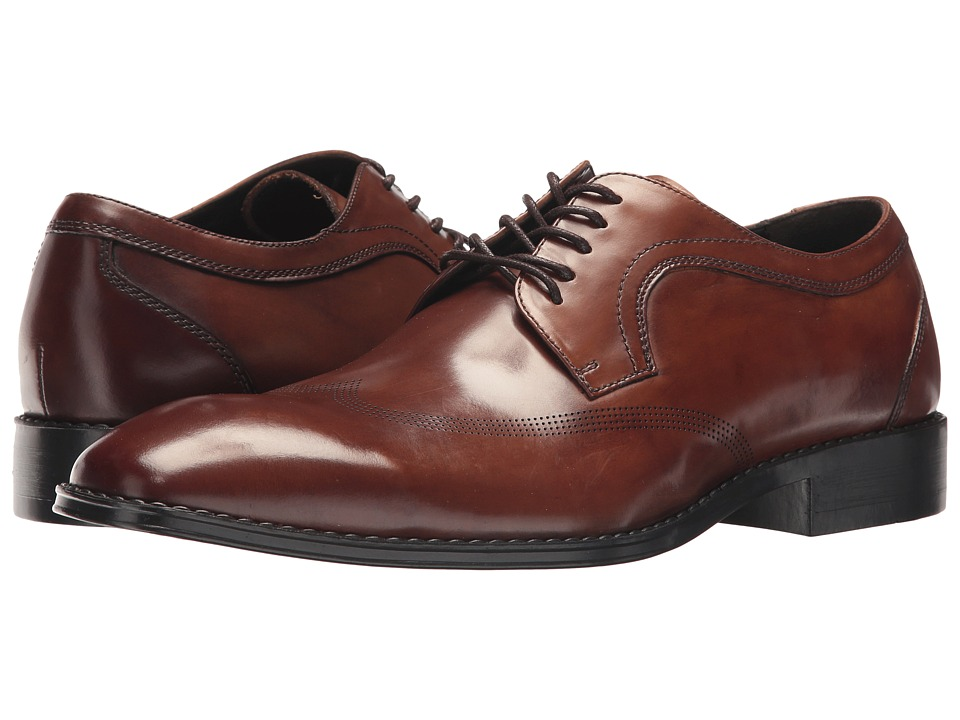 Kenneth Cole Reaction - Reason Oxford (Cognac) Mens Lace up casual Shoes